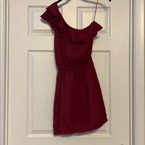 Garnet Gameday dress